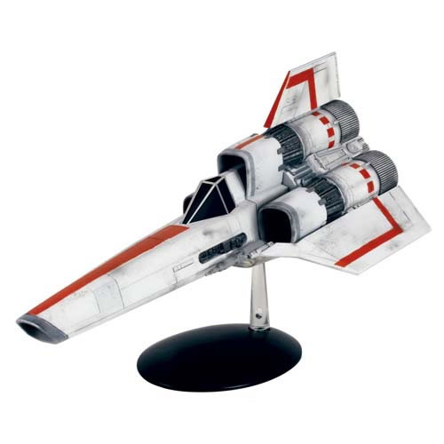 Battlestar Galactica Ships Collection Magazine #04 - Viper MK1 Classic Series